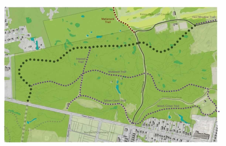 10 Mile Woods